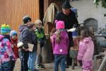 Lerngang des Kindergarten zur Fam. Claas
